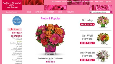 Bedford Florist & Gifts