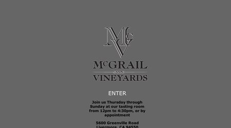 McGrail Vineyards and Winery