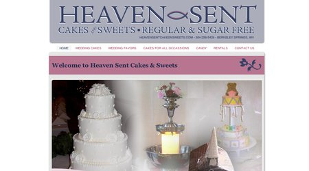 Heaven Sent Cakes and Sweets