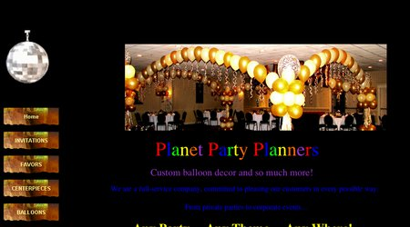Planet Party Planners