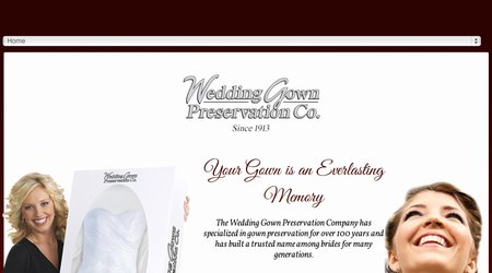 Wedding Gown Preservation Company