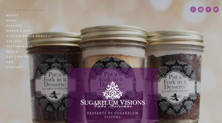 Sugarplum Visions
