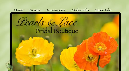 Pearls & Lace Bridal Boutique