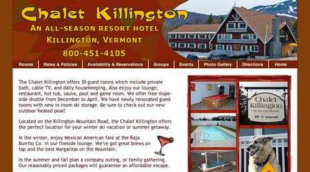 The Chalet Killington