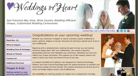 Weddings of Heart