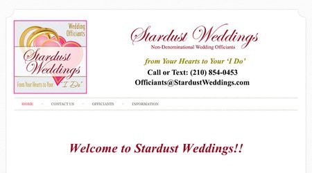 Stardust Weddings