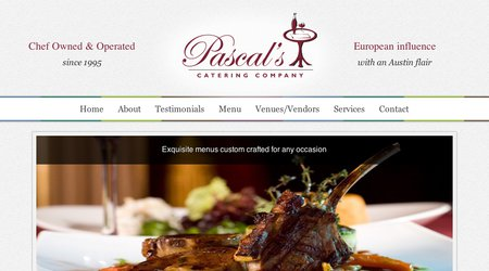Pascals Catering Company