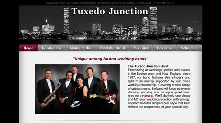 The Tuxedo Junction Band