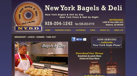 Sedona New York Bagels & Deli