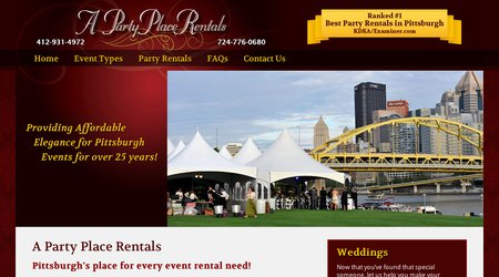 A Party Place Rentals
