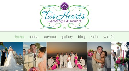 Two Hearts Weddings & Events