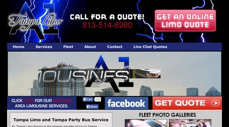 A1 Tampa Limousine