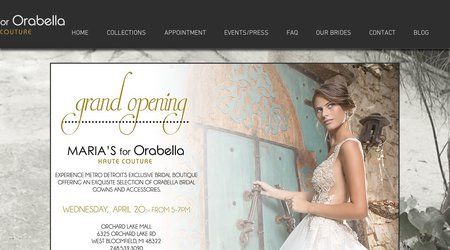 Maria's Bridal Couture