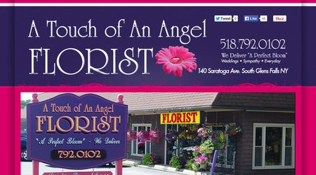 A Touch of an Angel Florist