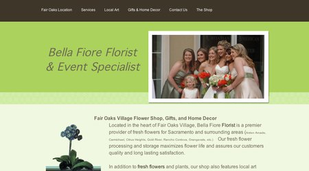 Bella Fiore Florist & Wedding Specialist