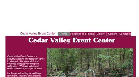 Cedar Valley Event Center