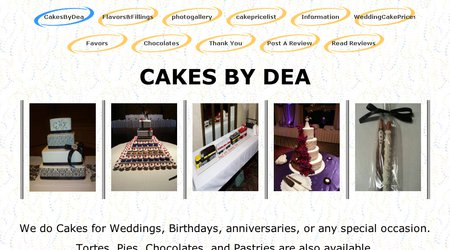Cakes by Dea