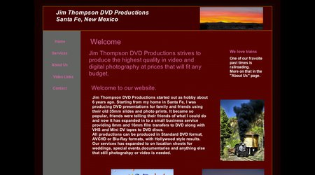 Jim Thompson DVD Productions