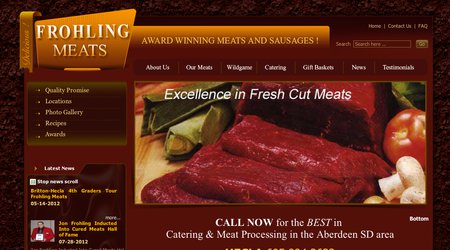 Frohling Meats & Catering