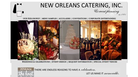 New Orleans Catering
