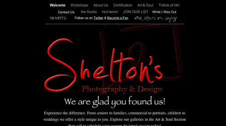 Shelton's Photography & Design