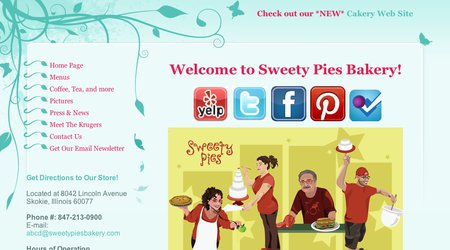 Sweety Pies Bakery