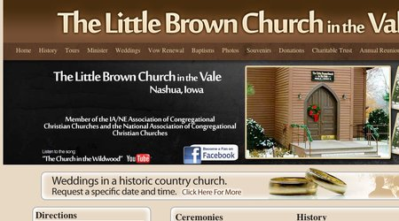 The Little Brown Church in the Vale