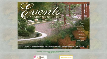 Events at Independence Grove