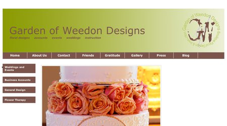 Garden of Weedon Designs