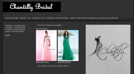 Chantilly Bridal