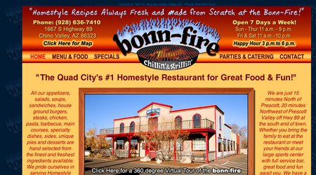 Bonn-Fire Restaurant Grill & Sports Bar