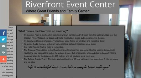 Riverfront Event Center and Hotel