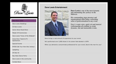 Dave Lewis Entertainment