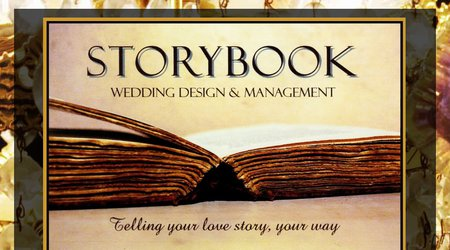 Storybook Wedding Design