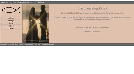 Davis Wedding Video