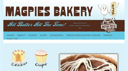 Magpies Bakery