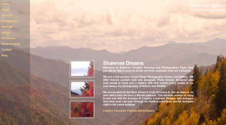 Shawnee Dreams