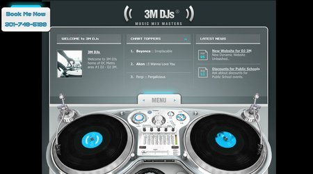 3M DJs and Music Mix Masters