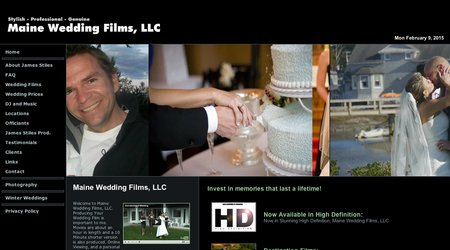 Maine Wedding Films
