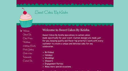 Sweet Cakes By Keisha