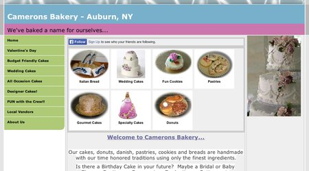 Camerons Bakery