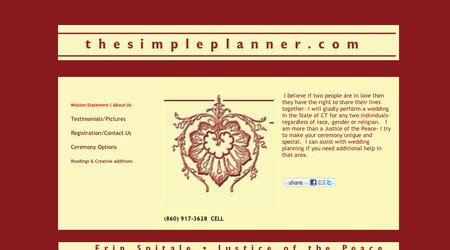 The Simple Planner