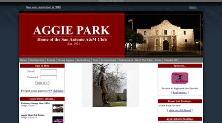 Aggie Park and Banquet Hall
