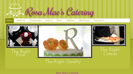 Rosa Mae's Catering