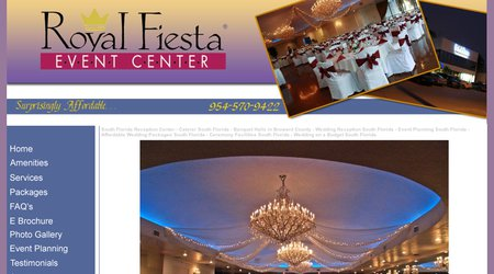 Royal Fiesta Event Center
