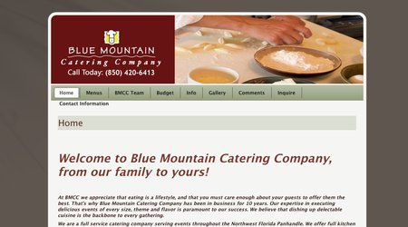 Blue Mountain Catering