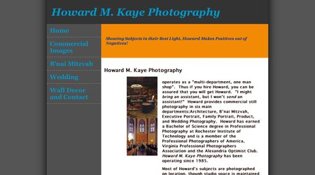 Howard M. Kaye Photography
