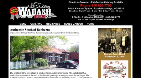 Wabash BBQ Catering