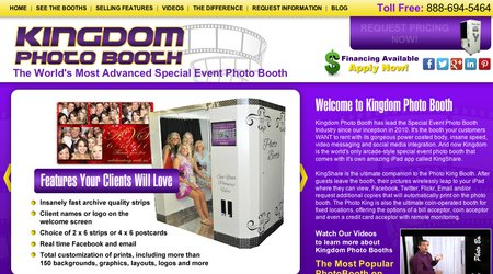 Kingdom Photo Booth