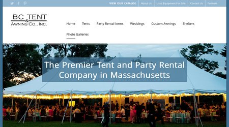 B.C. Tent & Awning Co.
